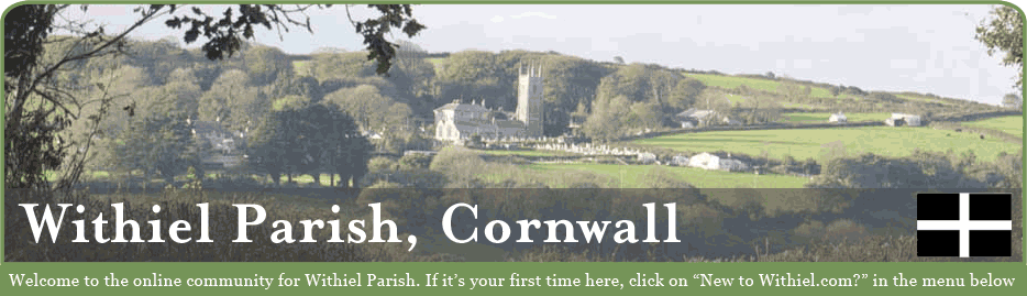 Withiel Parish, Cornwall
